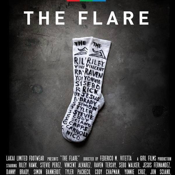Lakai the flare