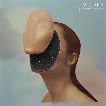Wilsen i go missing in my sleep album cover artwork hires 600x600