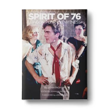 Arc043 spirit of 76 mock book with jacket