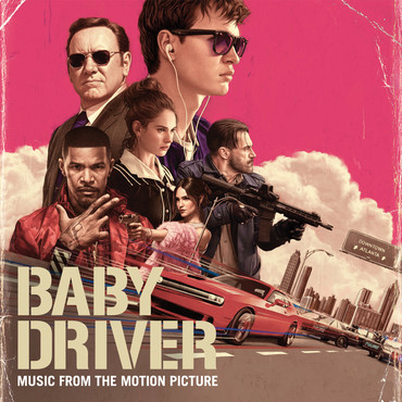 Baby driver motion picture soundtrack