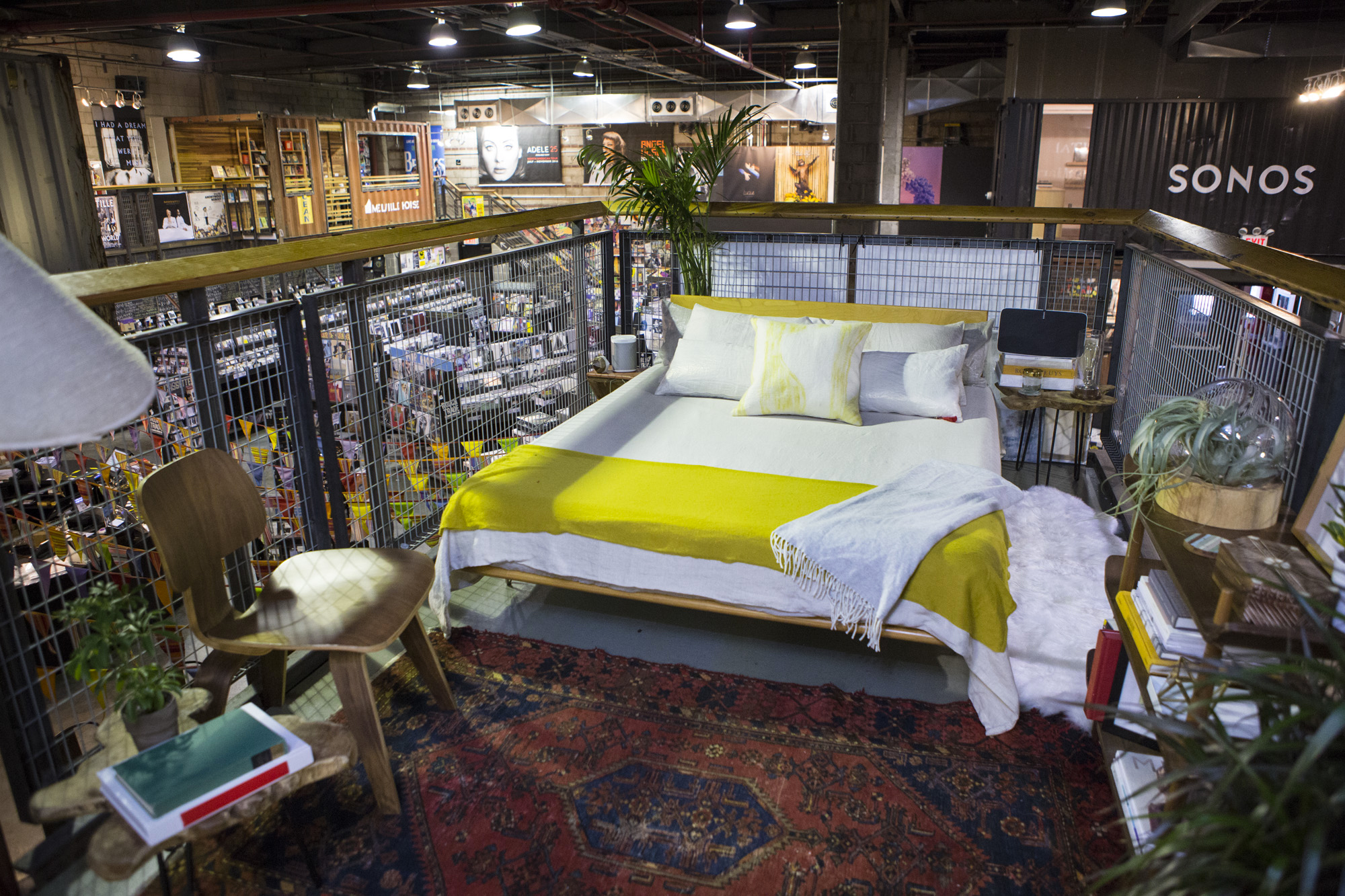 Sonos rough trade airbnb %281%29