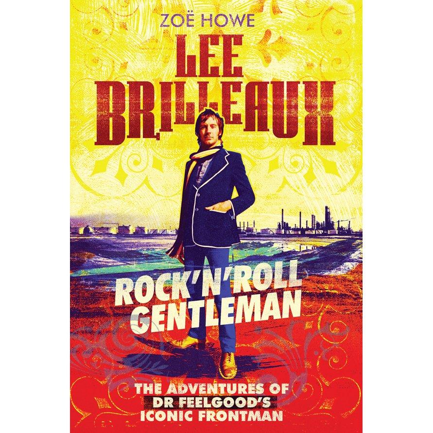 Lee brilleaux book packshot