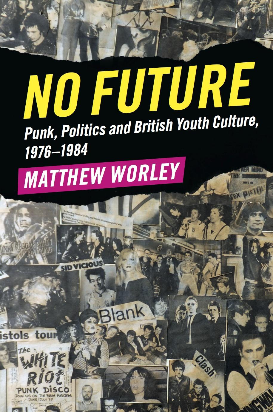 No future book cover