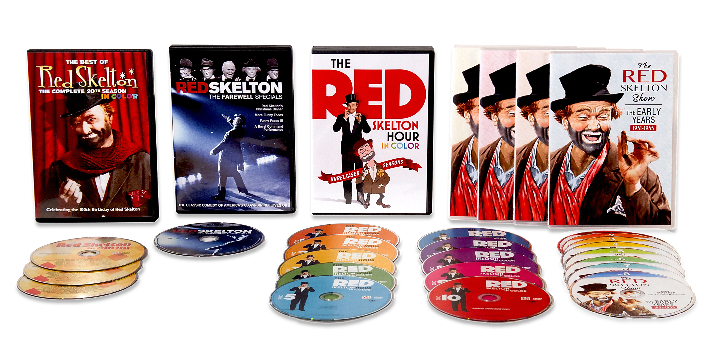 Red skelton deluxe